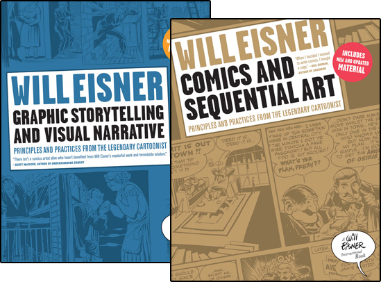 Recommended reading: Will Eisner!